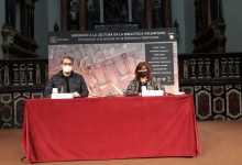 Máximo Huerta reivindica la literatura oral com a font de cultura heretada dels avantpassats a la Biblioteca Valenciana