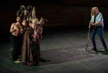 L'Institut Valencià de Cultura porta 'Saguntiliada' d'Hongaresa Teatre al Principal de València