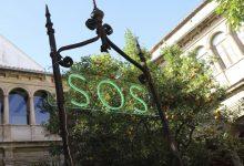 El CCCC lanza un SOS por la preservación del planeta con la obra de Avelino Sala