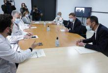 Ximo Puig destaca la inversió de 11,4 milions d'euros en les obres que permetran 'renovar' el bloc quirúrgic i 'avançar en la modernització' de l'Hospital General Universitari d'Elx