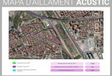 Un 10% dels habitatges de Xirivella afectades per la petjada acústica encara no han tramitat la seua sol·licitud d'aïllament