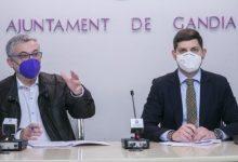 L'Ajuntament de Gandia tramita ja el 44% de les sol·licituds d'ajudes Parèntesi presentades