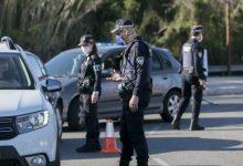 La Policia Local de Gandia sanciona 164 persones per infringir el tancament perimetral durant el tercer cap de setmana de dispositiu