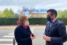 Bonig exigeix que Puig complisca amb els 100 milions d'euros que va prometre per a l'Hospital Militar de Mislata