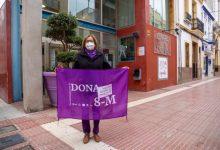 Mislata penjarà als seus balcons banderes per la igualtat i en contra del masclisme pel 8 de Març