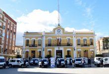 Burjassot renova el parc de vehicles de la Brigada d'Obres Municipal amb dotze noves unitats