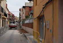 Continúan las obras de mejora del barrio del Alter en Torrent