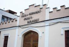 El Ayuntamiento de Burjassot va a llevar a cabo diferentes obras de mejora en la Escuela de Adultos