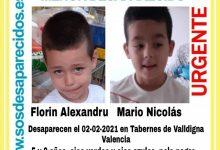 Busquen a dos xiquets que continuen desapareguts a Tavernes de la Valldigna