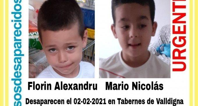 Buscan a dos niños que continúan desaparecidos en Tavernes de la Valldigna