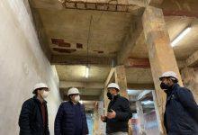 Ontinyent inverteix prop de 300.000 euros en rehabilitar el dipòsit d'aigua de Tarongers