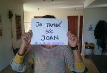 La societat valenciana es bolca en suport a Joan Cogollos, un mestre jubilat condemnat per aturar un desnonament
