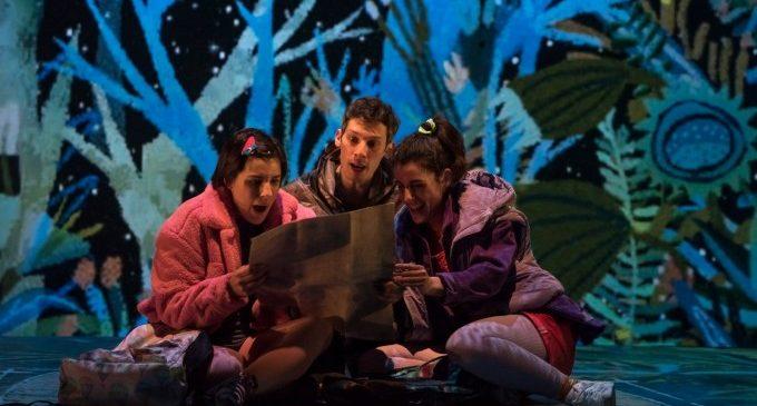 Lluna, la nova producció l'Escalante, posa en òrbita al Teatre Principal fins a mitjans de març