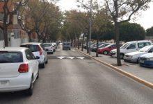 Paterna instal·la guals per a disminuir la velocitat en diferents punts de la ciutat