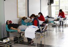 Mislata muestra su solidaridad donando sangre en tiempos de pandemia