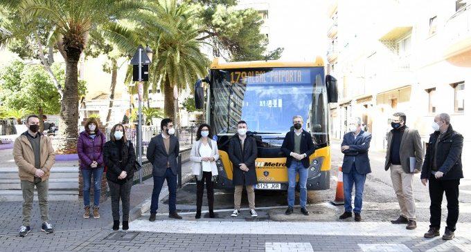 Metrovalència més prop de Catarroja amb una connexió directa amb l'estació de Paiporta