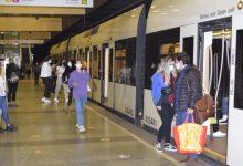 La Generalitat llança la campanya 'Viatgem en silenci' dirigida a les persones usuàries dels serveis de transport públic
