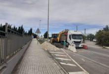 Paterna comença les obres de la nova xarxa d'evacuació de pluvials