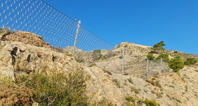 La Diputació protegeix amb pantalles dinàmiques l'entorn de l'IES Blasco Ibáñez de Cullera