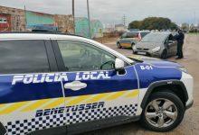 La Policía Local de Benetússer participa en la contención de una macropelea juvenil