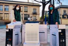 Llíria instal·la purificadors d'aire en els col·legis Sant Miquel i Sant Vicent i el Conservatori
