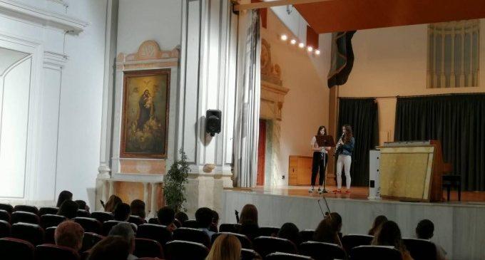 Xàtiva condiciona climàticament l'escenari de l'auditori de Sant Agustí