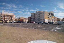 Sueca amplía la capacidad del parking de la avenida del Mestre Serrano al realizar trabajos de acondicionamiento y reordenación