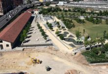 Es reprenen les obres d'urbanització del Parc Central