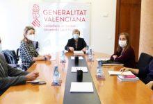 El Col·legi de Metges de València serà punt de vacunació per al personal facultatiu d'exercici privat