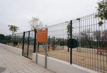 Paterna estrena l'ampliació de la zona d'esplai caní de Campamento