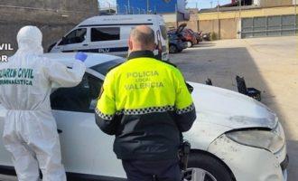 Detenidas dos personas en Gandia acusadas del atropello a una mujer en Russafa y darse a la fuga
