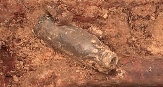 La Diputació recupera la memòria de represaliats del franquisme a través d'objectes trobats en fosses comunes