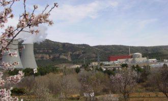 """Entitats i partits com PSPV i Podem urgeixen al Govern a tancar la central nuclear de Cofrents sense prorrogar-la """"ni un dia més"""""""