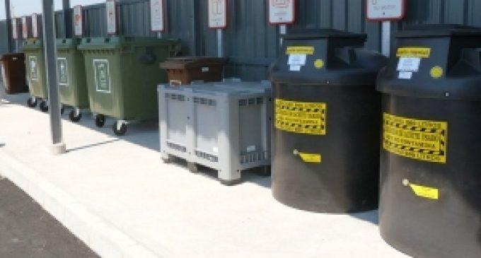 El ecoparque de Massamagrell recibe más de 9 mil entradas y genera 1.799.339 kilos de residuos en 2020