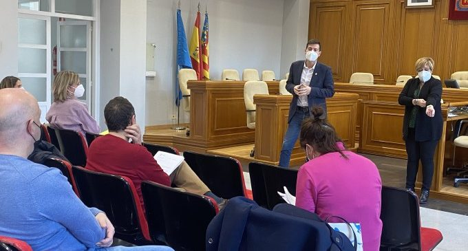 """Burjassot obri aquest dimecres les sol·licituds per a les """"Ajudes Parèntesi"""""""
