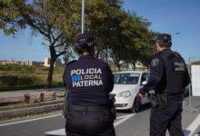 Paterna registra 9 festes il·legals i imposa 311 denúncies pel tancament perimetral aquest tercer cap de setmana
