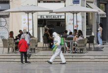 Los hosteleros valencianos rechazan una reapertura solo con terrazas y proponen aforos unificados