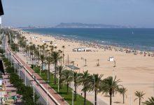 La platja de Gandia renova la bandera blava per trenta-cinqué any consecutiu