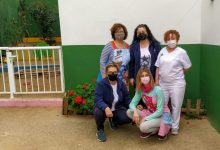 El col·lectiu de treballadores municipals de les escoletes a Alzira rebran enguany la Insígnia d'Igualtat