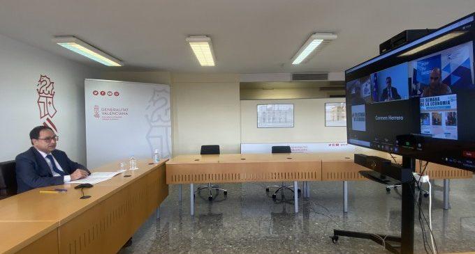 Empieza la XIII Semana de la Economía de Alzira en formato online