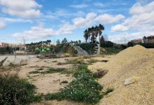 4.000 m² más de Parque Central de València: se retoman las obras en el entorno de la avenida Peris y Valero