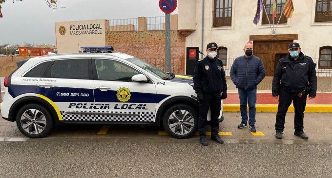 La Policia de Massamagrell interposa quasi 400 denúncies per incomplir les normes sanitàries