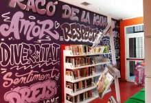 La Biblioteca Pública d'Almussafes suma ja prop de 300 llibres en el seu Racó de la Igualtat