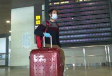 L'arribada de turistes internacionals a la Comunitat Valenciana s'afona un 73% en 2020