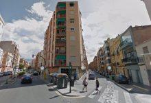 Un incendio en una vivienda de València deja un herido y dos mascotas muertas