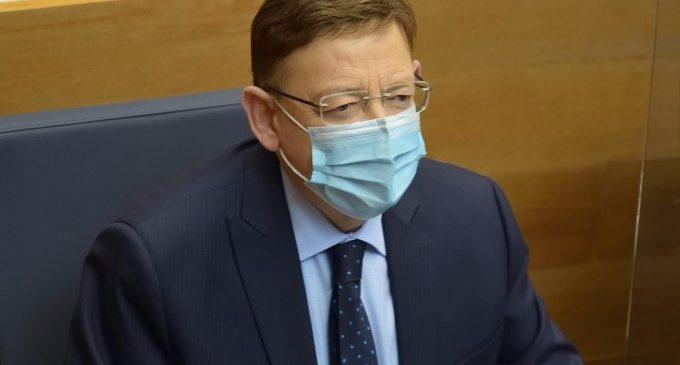 La Comunitat Valenciana recupera el control de la pandèmia a nivells previs a Nadal