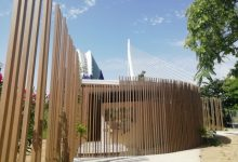 El Jardí del Túria disposa de quatre nous banys públics aprovats als pressupostos participatius