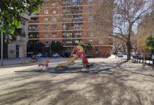 Comencen les obres de remodelació del jardí del carrer de Manuel Simó