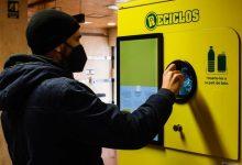 El sistema de recompensas por reciclar latas y botellas de plástico se extenderá por València