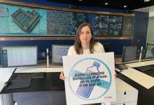 València promou accions per a convertir-se en espai 100% lliure de botelles d'aigua de plàstic d'un sol ús